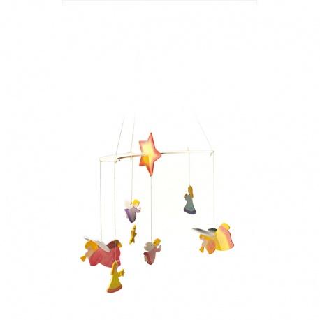 Ostheimer Mobile mit Engeln
