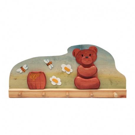 Ostheimer Garderobe Honigbär