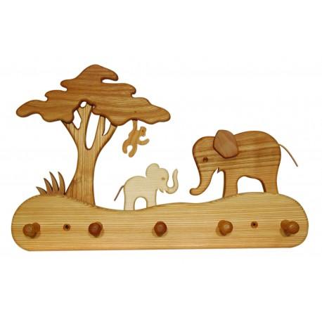Garderobe Elefant