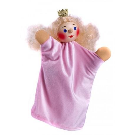 Handspielpuppe Prinzessin