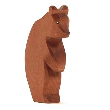 Ostheimer Bär stehend Kopf tief