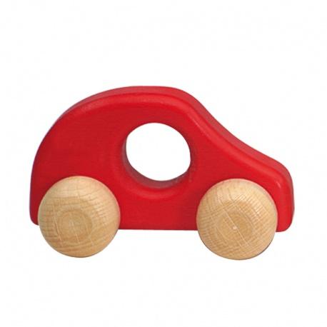 Ostheimer Auto rot