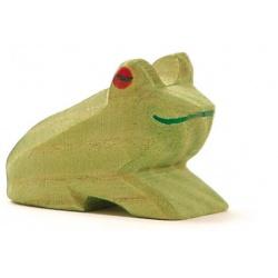 Ostheimer Frosch sitzend