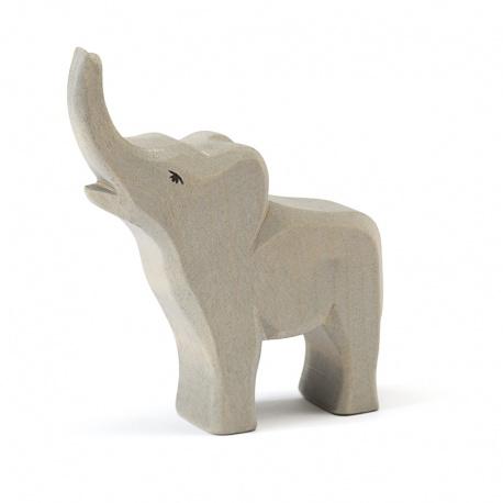 Ostheimer Elefant klein trompetend