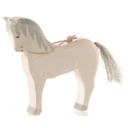 Ostheimer Pferd weiß