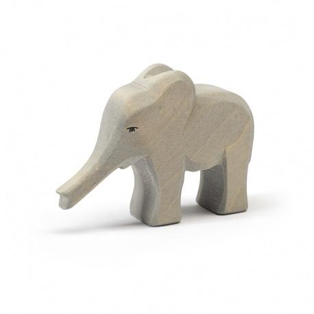 Ostheimer Elefant klein Rüssel gestreckt neu