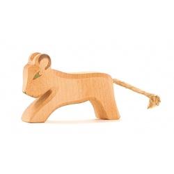 Ostheimer Löwe klein laufend