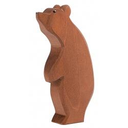 Ostheimer Bär stehend Kopf hoch