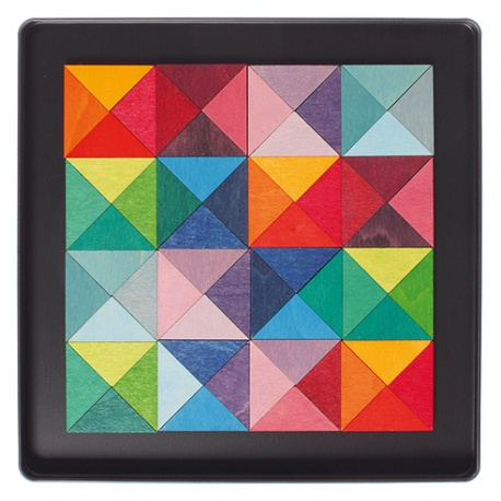 Magnetspiel Dreiecke