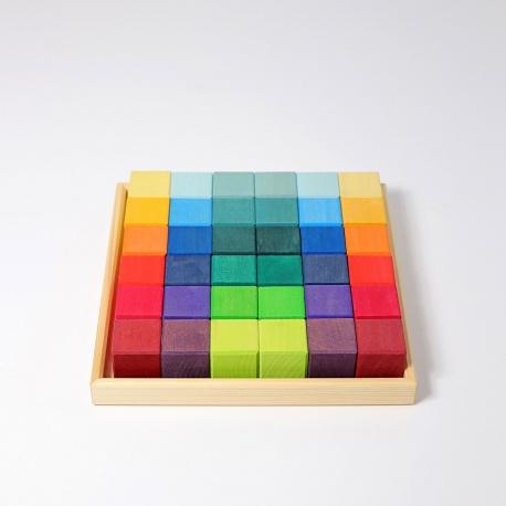 Regenbogen Mosaik