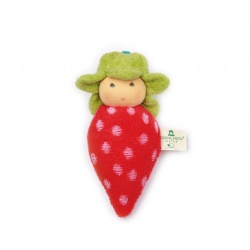 Rassel Erdbeere organic