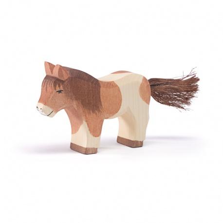 Ostheimer Shetland Pony stehend