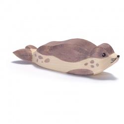 Ostheimer Seehund liegend