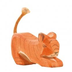 Ostheimer Tiger klein lauernd