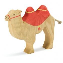 Ostheimer Kamel mit Sattel II