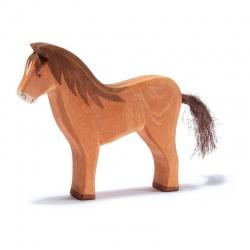Ostheimer Pferd mit Sattel II