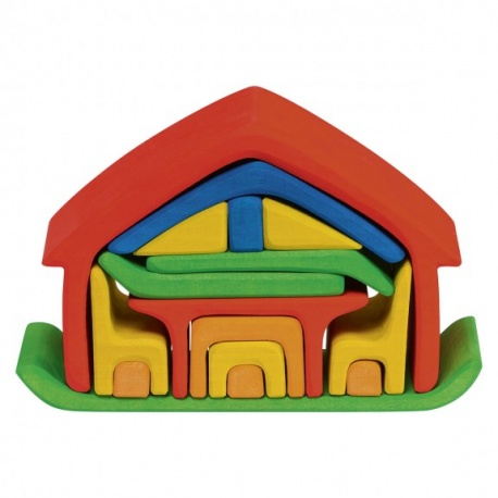 Möbelhaus rot