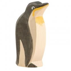 Ostheimer Pinguin schnabel hoch
