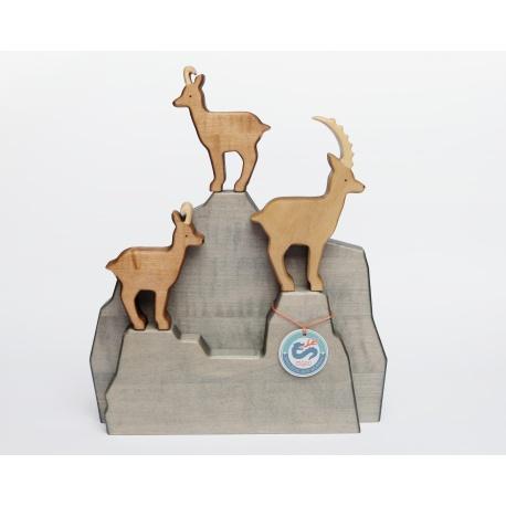 Moori Berg mit Tieren